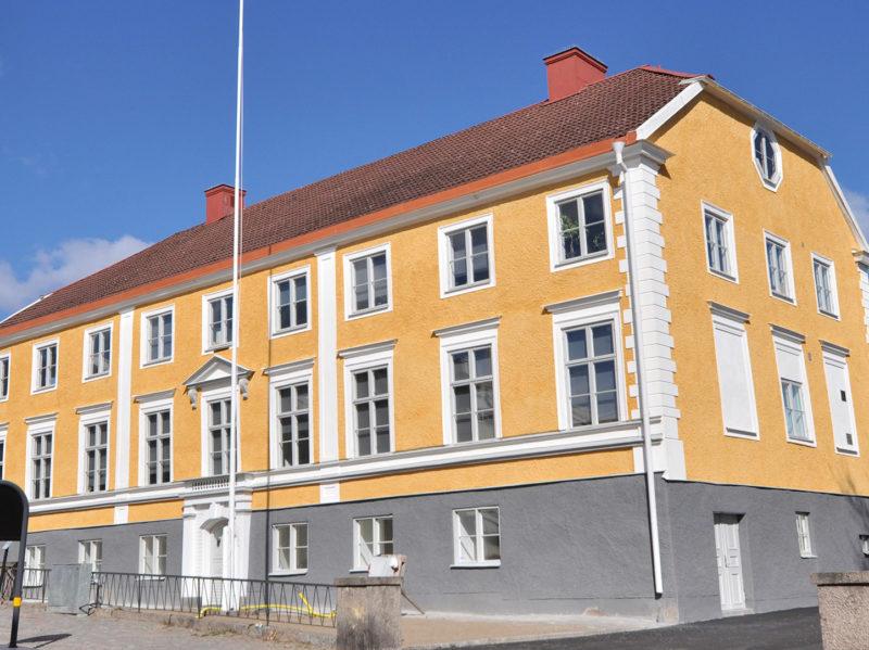 GBJ Byggservice Församlingshemmet i Växjö